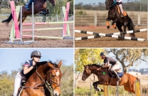 Junior Show Jumping